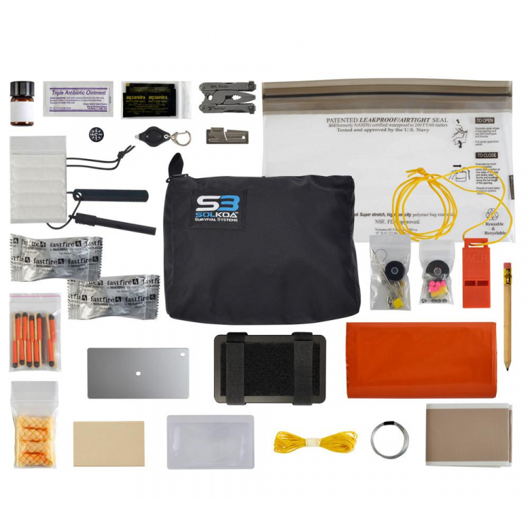 Solkoa Suma Elite survival kit