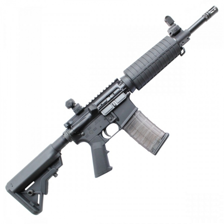 Puška samonabíjecí STAG-15, upper STAG, lower NFA G15