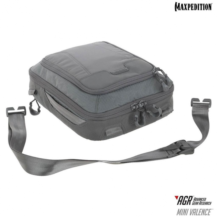 Taška přes rameno Maxpedition AGR™ Mini Valence™ Tech Sling Pack 7L - Taška přes rameno Maxpedition AGR™ Mini Valence™ Tech Sling Pack 7L