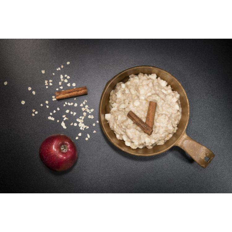 Dehydrované jídlo - ovesná kaše s jablky, Tactical Foodpack