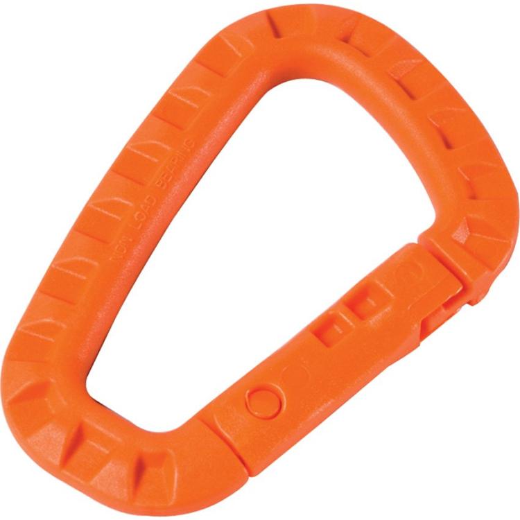Polymerová karabina ITW Nexus TacLink, oranžová - Polymerová karabina ITW Nexus TacLink, oranžová