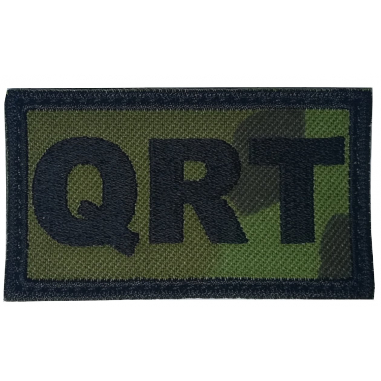 Nášivka QRT, vz. 95, ARMED PATCHES