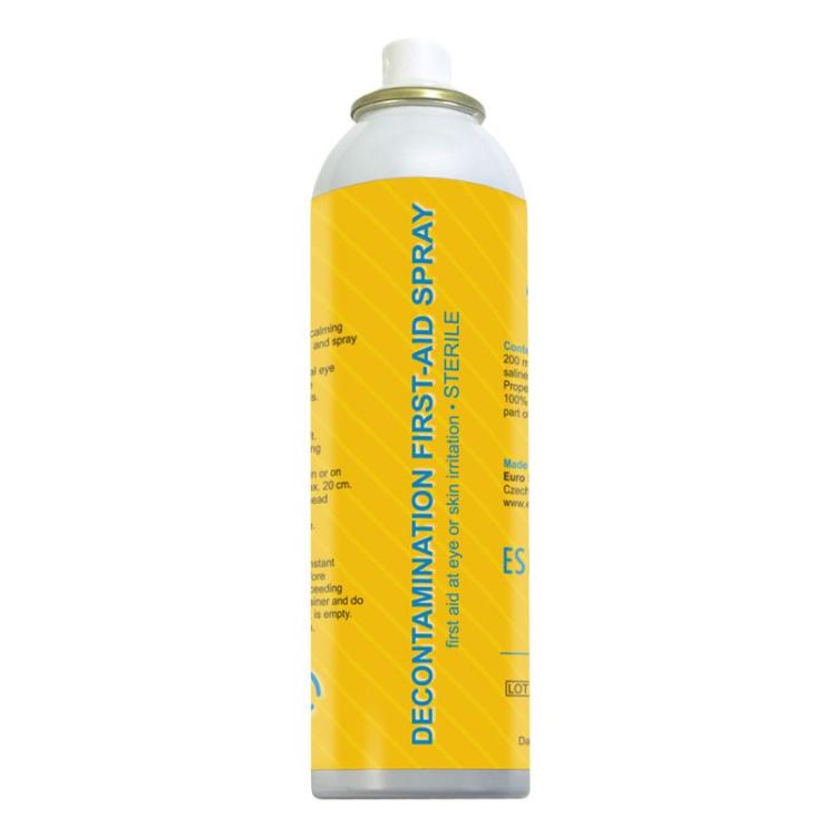 Dekontaminační sprej první pomoci, ESP - Dekontaminační sprej první pomoci, ESP