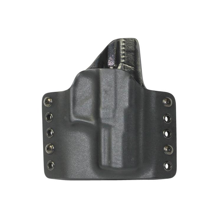 Kydex pouzdro pro Walther P22, pravé, černé, pol. swtg., RH Holsters