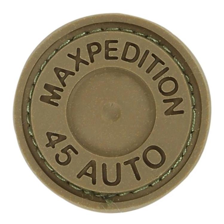 PVC nášivka Maxpedition Max 45 Auto
