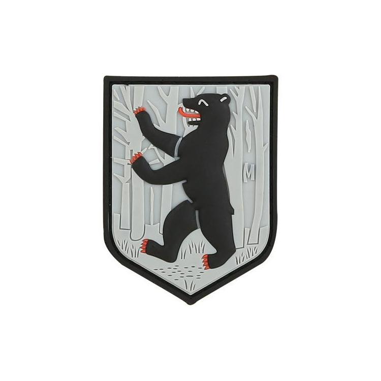 Nášivka Berlin Bear Morale Patch, Maxpedition
