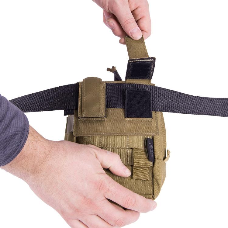 Opaskový adaptér BMA Belt Molle Adapter 3, coyote, Helikon