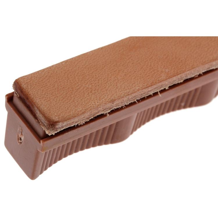 Kožený brusný kámen Leather Stropping Hone, Lansky