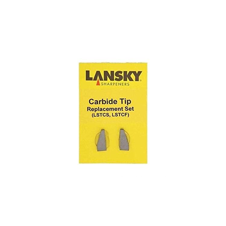 Náhradní set čelistí pro protahovací brousky, Lansky - Výmněnné čelisti pro průtahové brousky Lansky