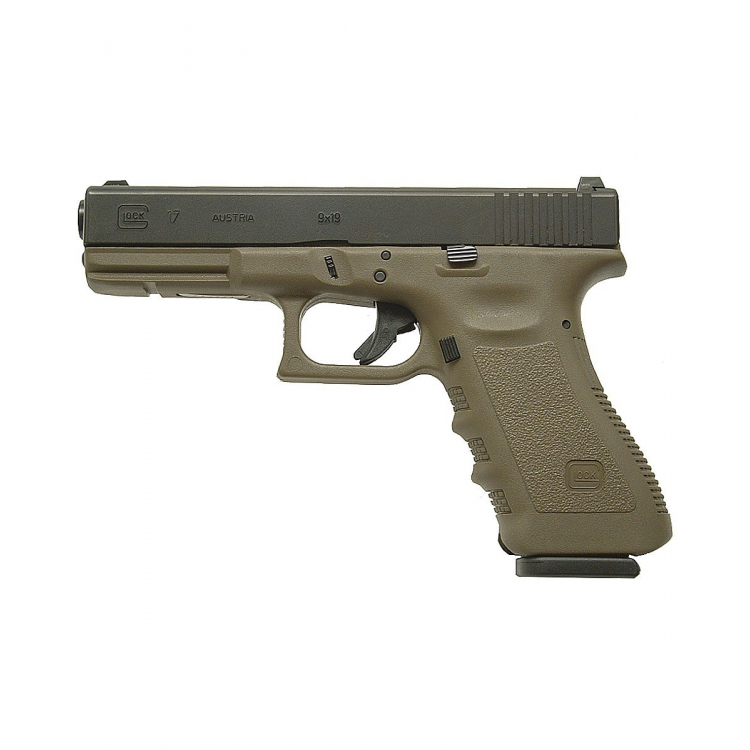 Pistole Glock 17, 9 mm Luger