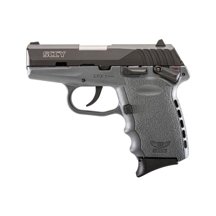 Pistole CPX-1, 9 mm Luger