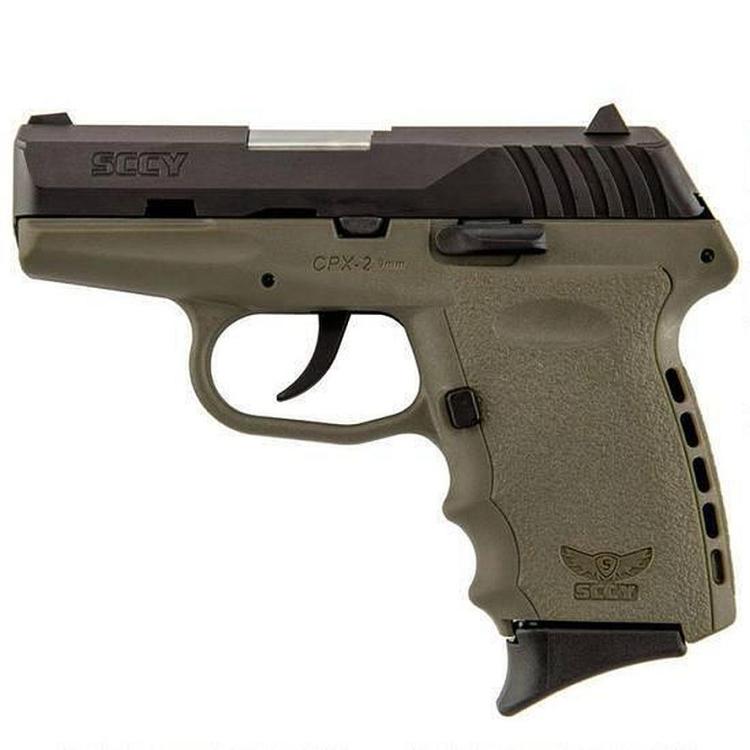 Pistole CPX-2, 9 mm Luger