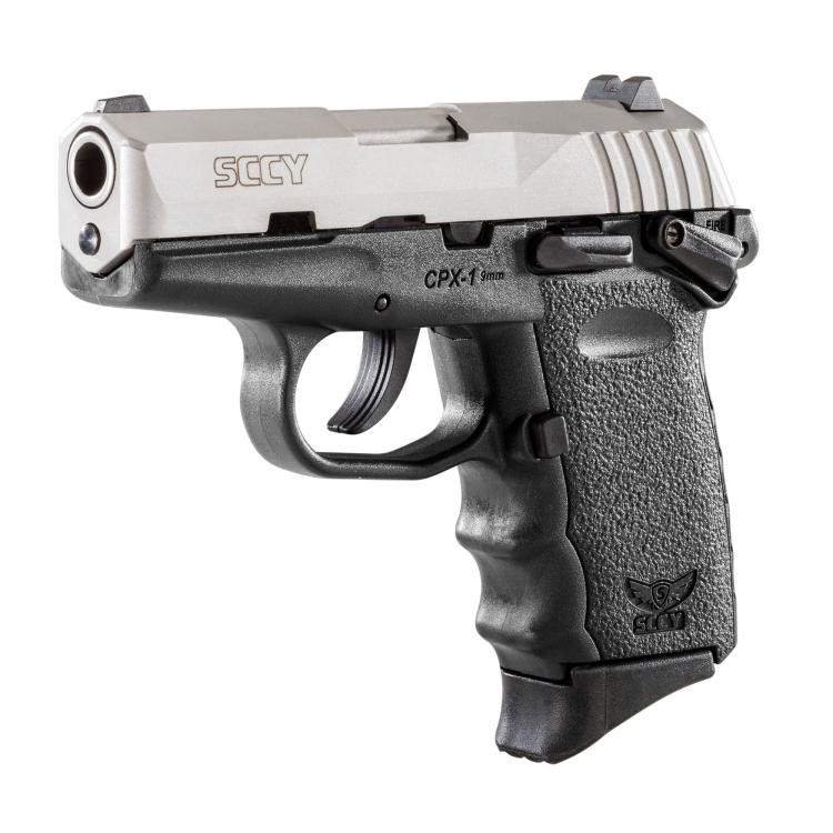 Pistole CPX-1, 9 mm Luger, nerez