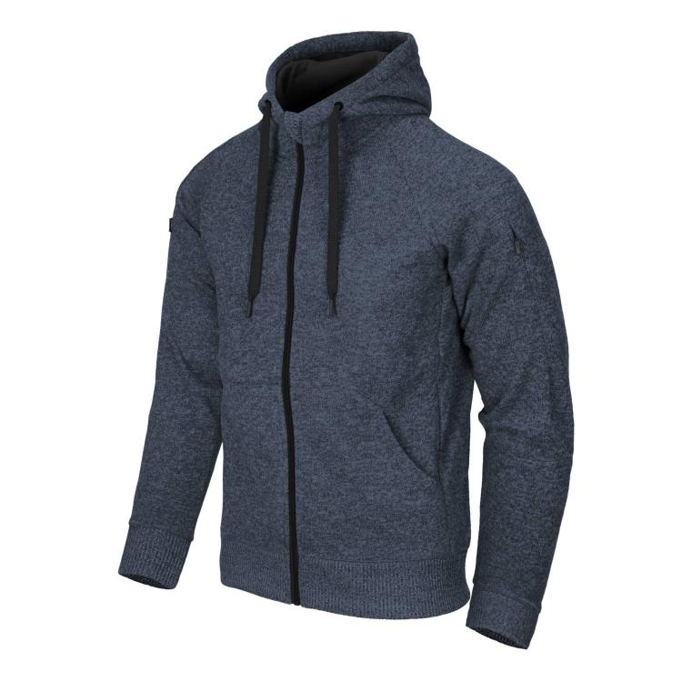 Mikina Covert Tactical Hoodie (FullZip)®, Helikon