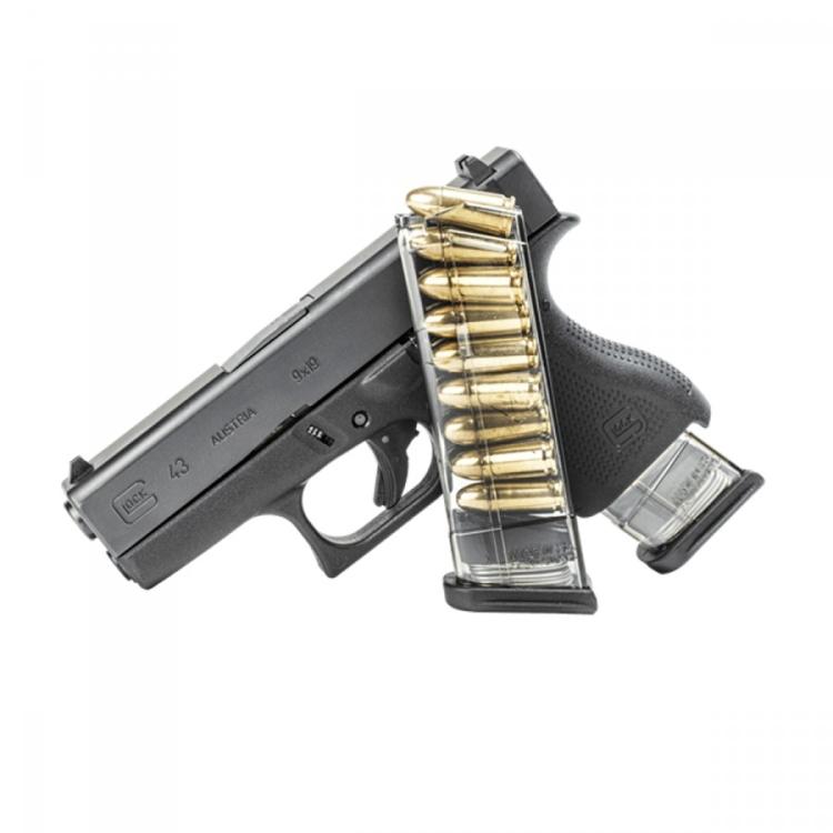 Zásobník Elite Tactical Systems pro Glock 43