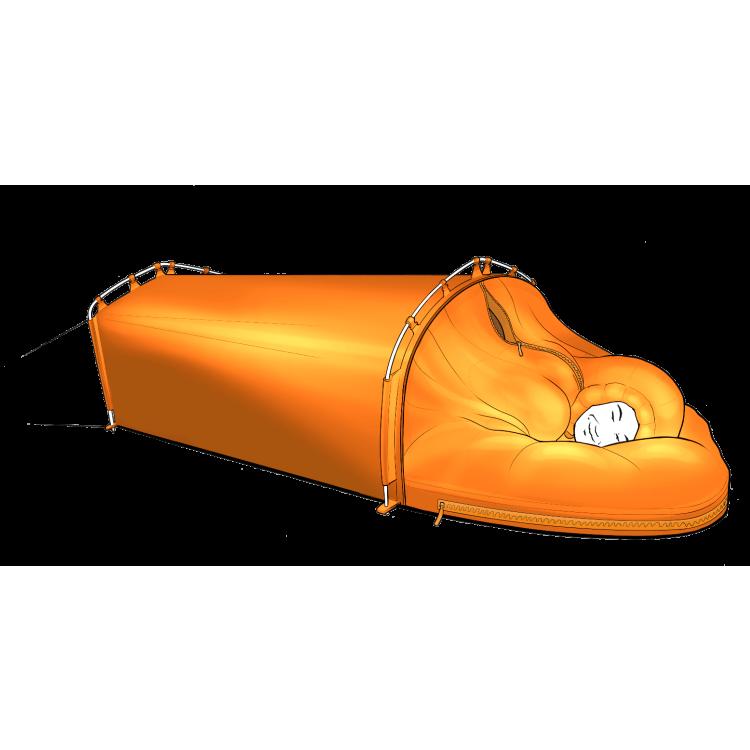 Expediční systém ALL-IN-ONE SLEEP SHELL, -30°C, Polarmond
