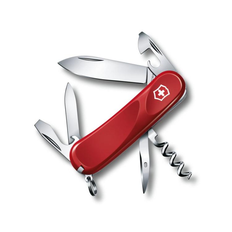 Švýcarský nůž Victorinox Delémont Evolution 10