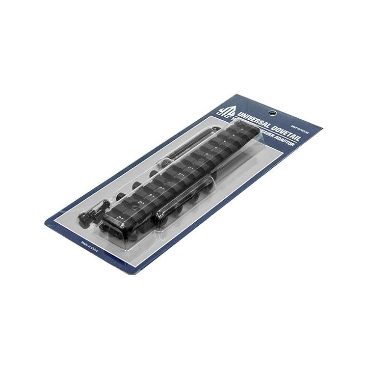 Nízkoprofilový Picatinny/Weaver adaptér pro vzduchovky 9/11 mm
