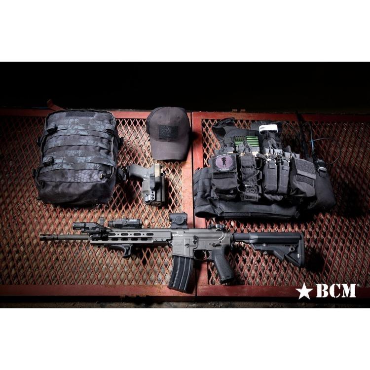 BCMGUNFIGHTER™ Kinesthetic Angled Grip - Picatinny, černý