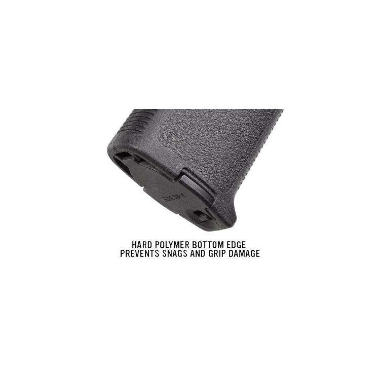 Pistolová rukojeť Magpul AR-15 MOE, černá