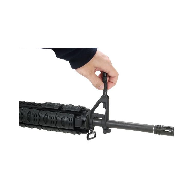 Klíč UTG na nastavení mušky Model 4/AR15 4 & 5 Prong A1/A2, oboustranný
