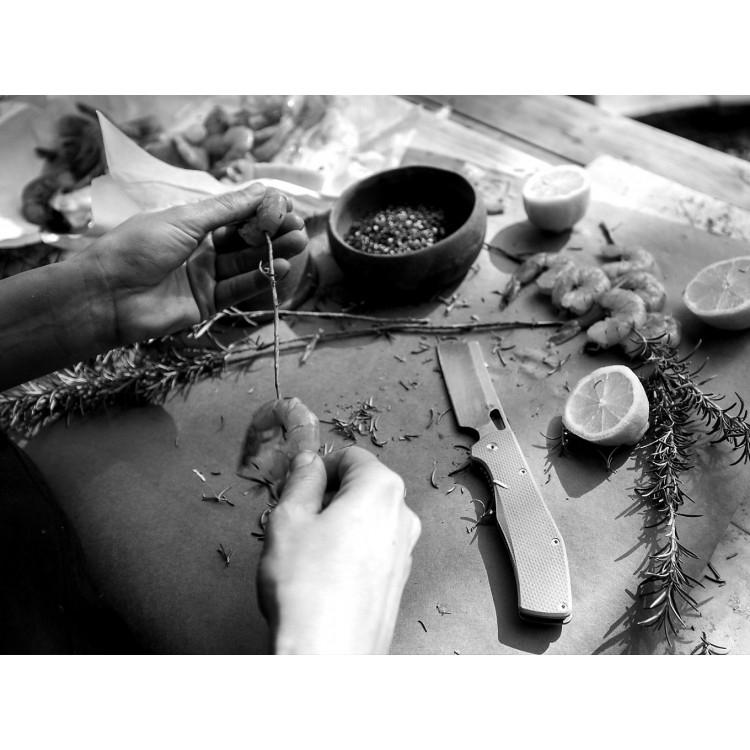 Zavírací nůž Gerber Flatiron Folding Cleaver, G10