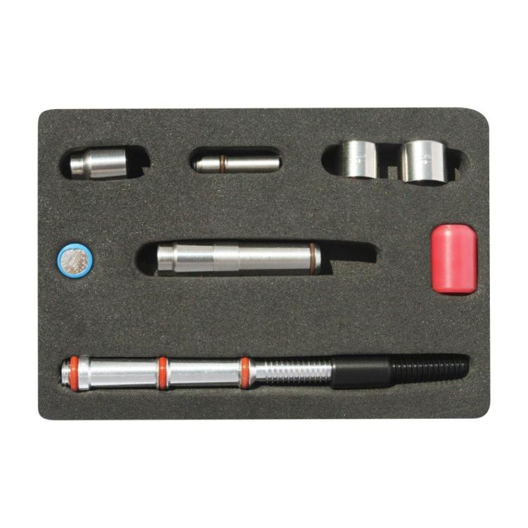 Sada Ultimate LE edition, SureStrike 9 mm s adaptéry (40,45,223), Laser Ammo