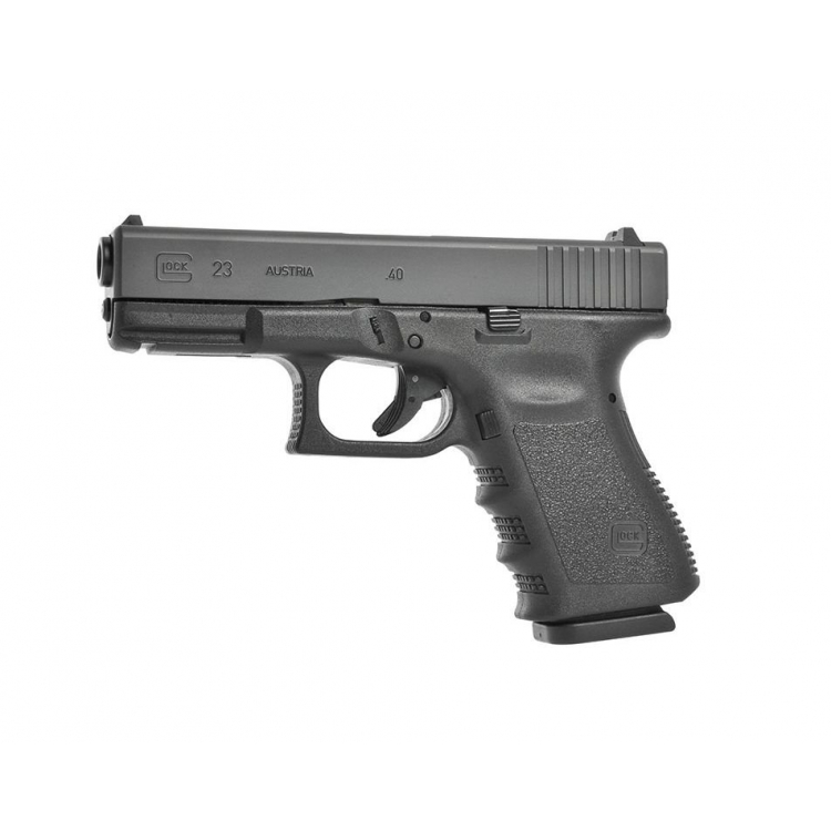 Samonabíjecí pistole Glock 23, ráže .40 SW
