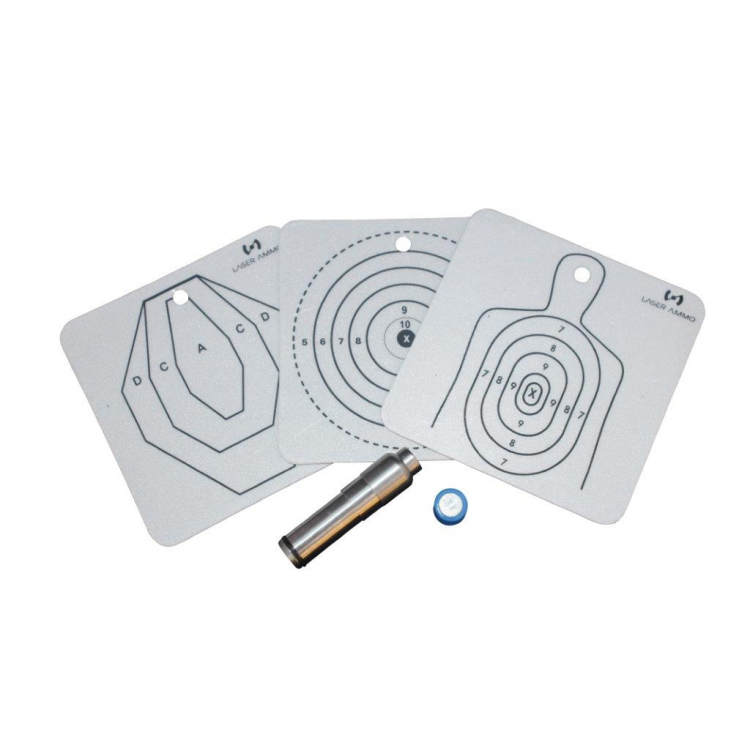 Laserový náboj SureStrike 9 mm Luger, Laser Ammo