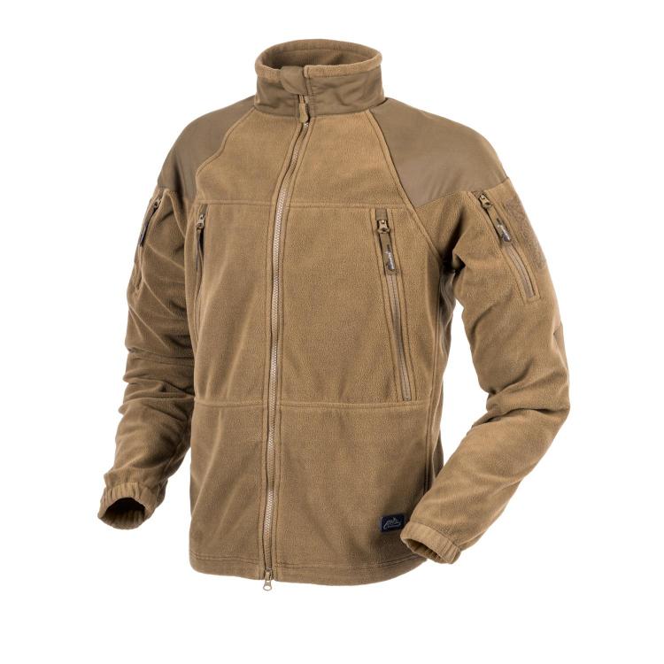 Fleecová bunda STRATUS Heavy Fleece, Helikon - Fleecová bunda Helikon Heavy Fleece