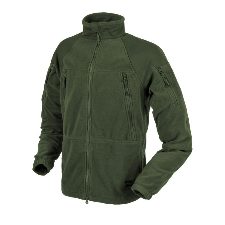 Fleecová bunda STRATUS Heavy Fleece, Helikon