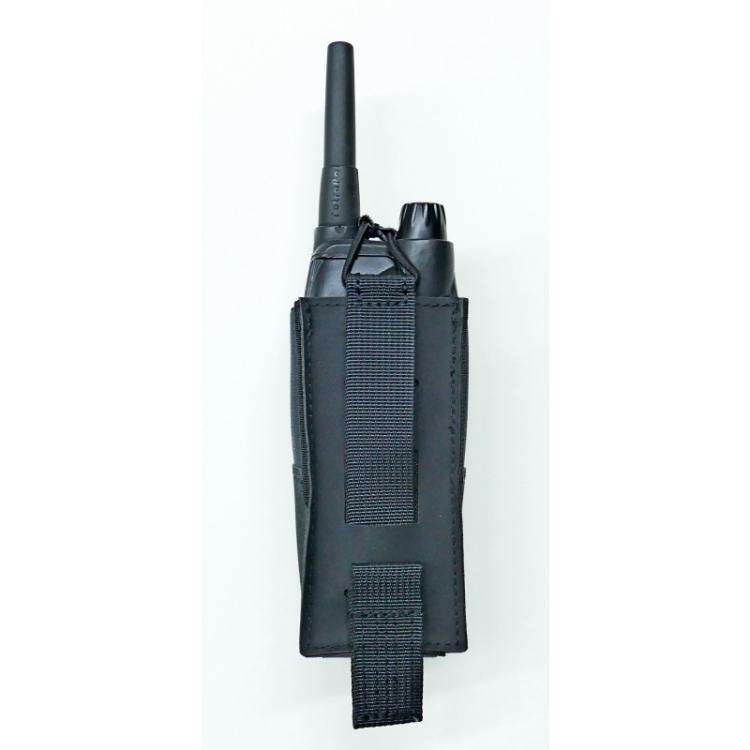 Pouzdro na radiostanici MATRA LS, černé, Fenix - Pouzdro na radiostanici MATRA LS, černé, Fenix