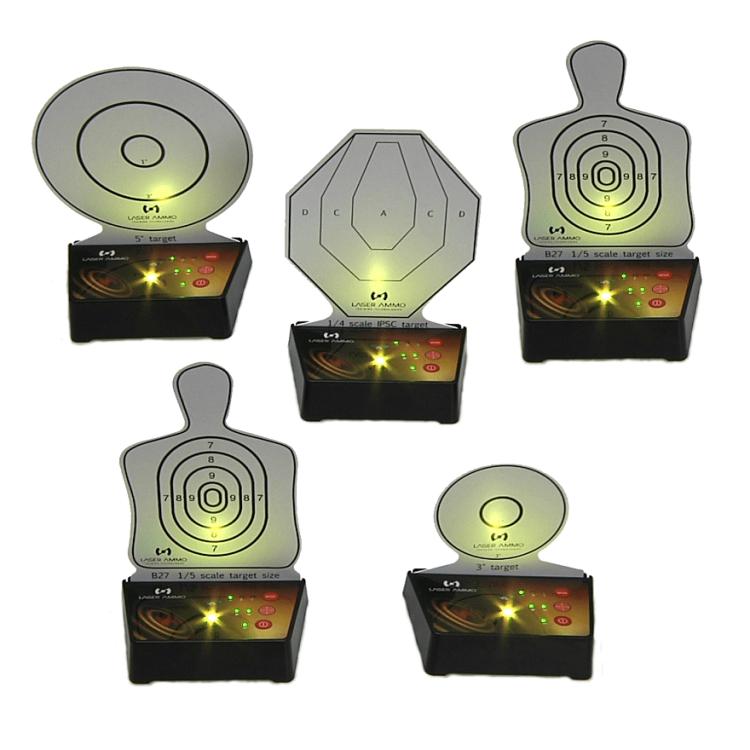 Elektronický terč Laser Ammo I-MTTS