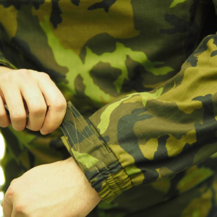Bojový anorak M-II. vz. 95, Rip-Stop, O.T.T.