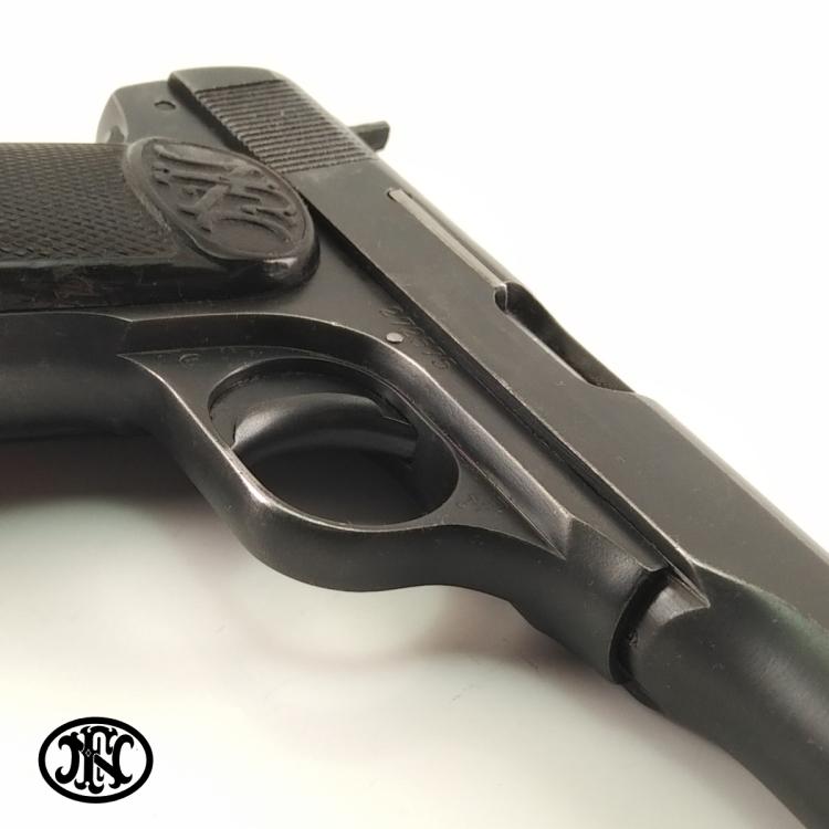 Pistole samonabíjecí FN 1910/22, ráže 7,65 Browning, použitá