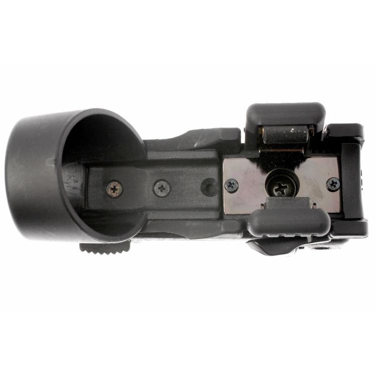 Univerzální rotační plastové pouzdro pro taktické svítilny - Univerzální rotační plastové pouzdro pro taktické svítilny