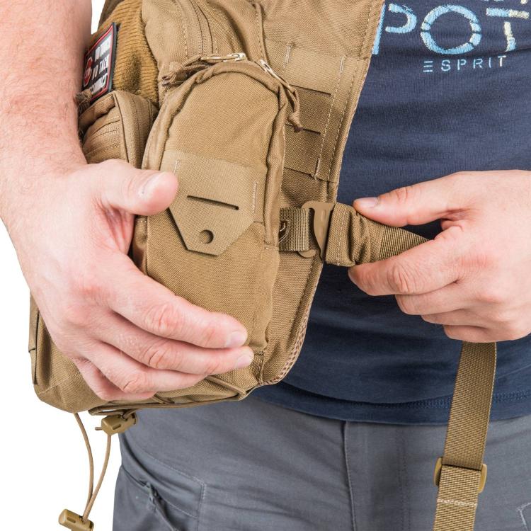Taška přes rameno EDC SIDE BAG®, Helikon - Taška přes rameno EDC SIDE BAG®