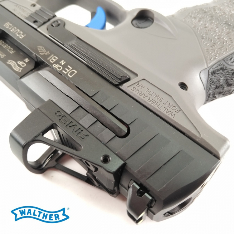 """Walther Q5 MATCH COMBO 5"""", 9 mm Luger"""