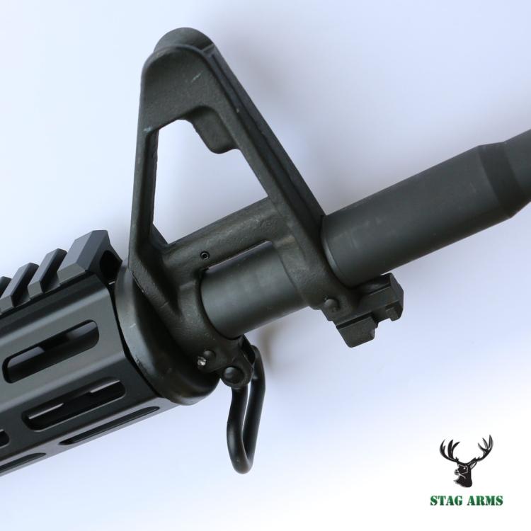 "Samonabíjecí puška AR15 Stag Arms model LEO M-LOK, .223 rem, 16"" hlaveň"