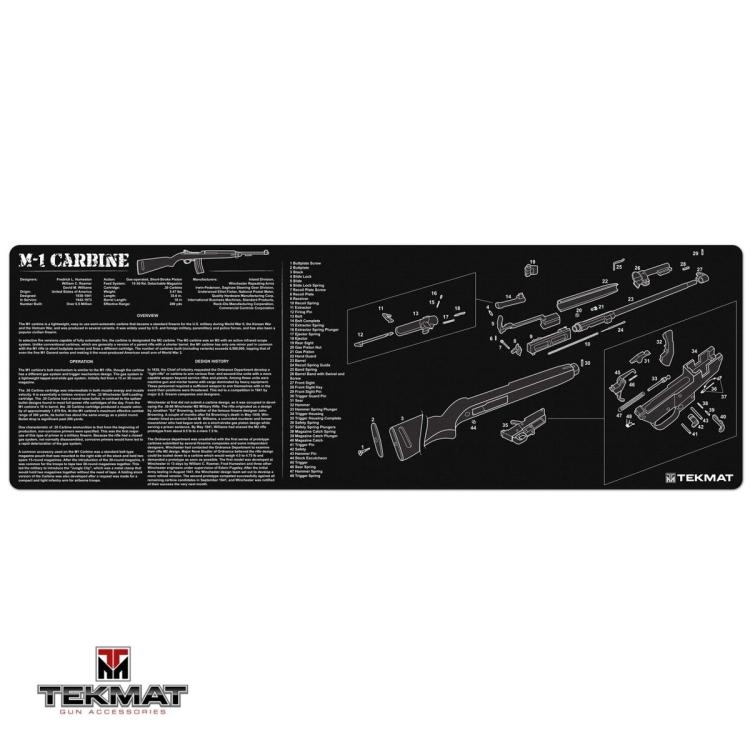 Podložka TekMat s motivem M1 Carbine