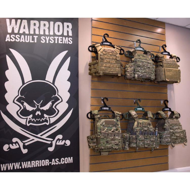 Ramínko na taktickou vestu Warrior TacHook