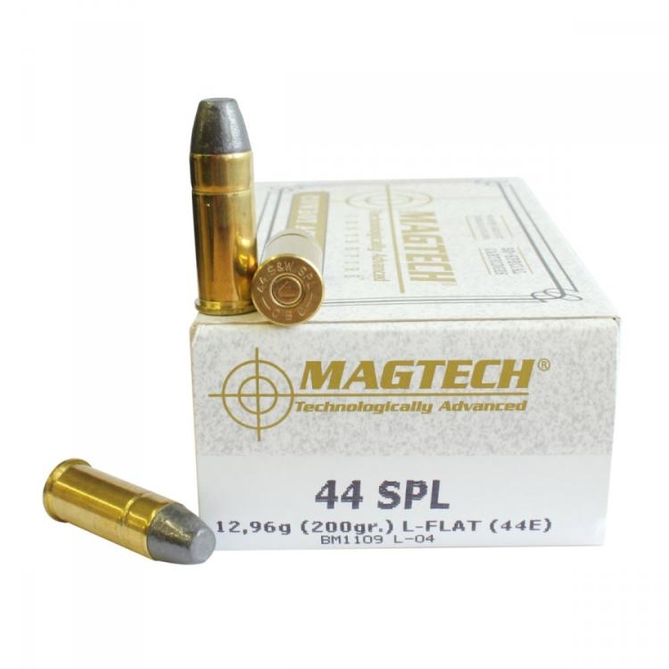 Náboj Magtech .44 SPECIAL LFN (44E) Cowboy 12,96g 200gr
