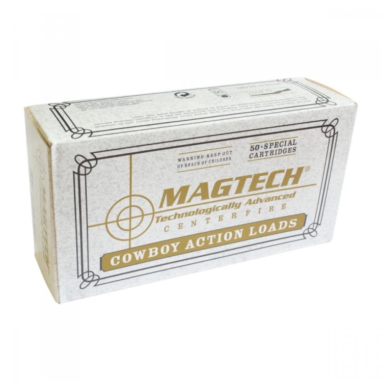 Náboj Magtech .44 SPECIAL LFN (44B) Cowboy 15,55g 240gr