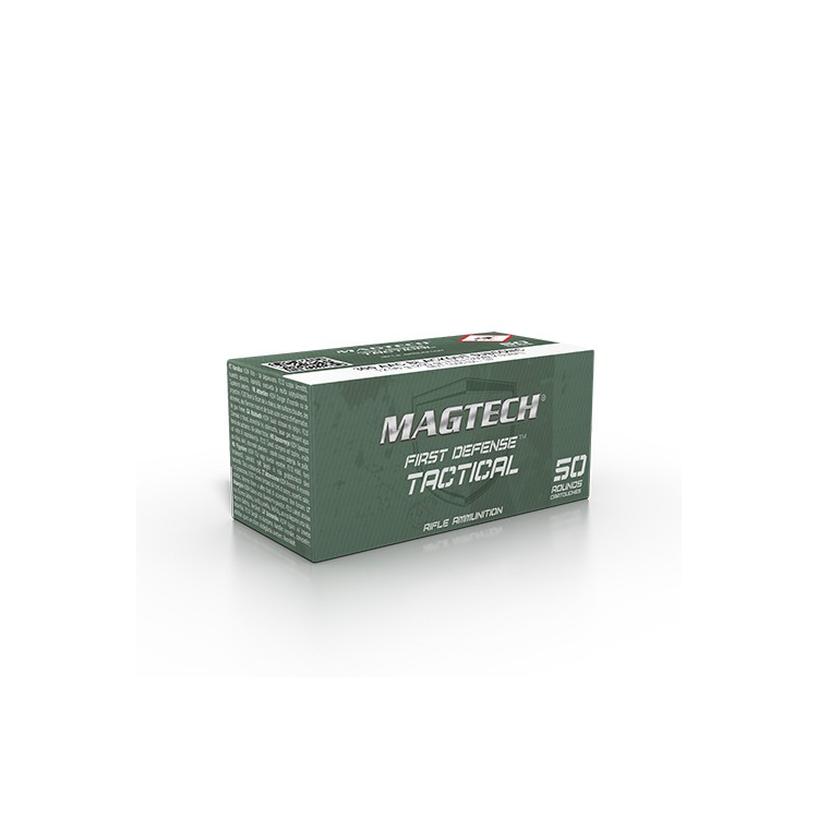 Náboj Magtech 300 AAC BlackOut FMJ (300BLKSUBA) 13g, 200gr Subsonic, 50 ks