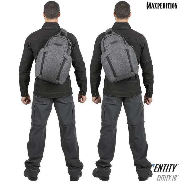 Batoh přes rameno Maxpedition Entity™ EDC, 16 L