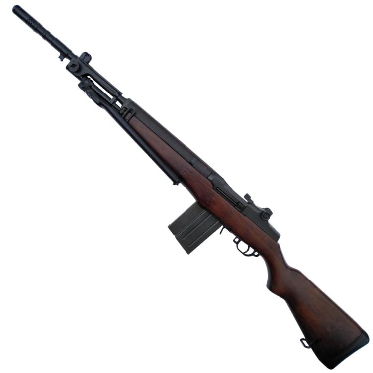 Puška samonabíjecí Beretta, model BM59, ráže 308 Win., použitá