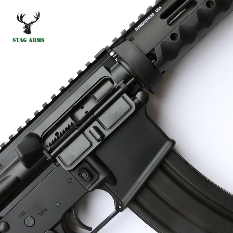 Samonabíjecí puška AR15 Stag Arms model DH  O.R.C., ráže 5,56 x 45 / .223 Rem