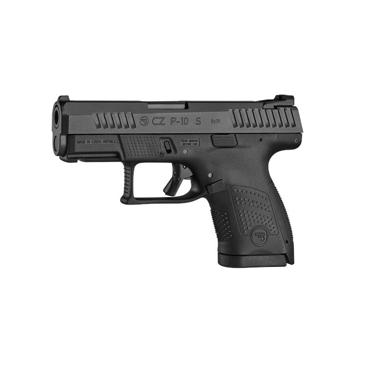Pistole CZ P-10 S, 9 mm Luger, CZUB