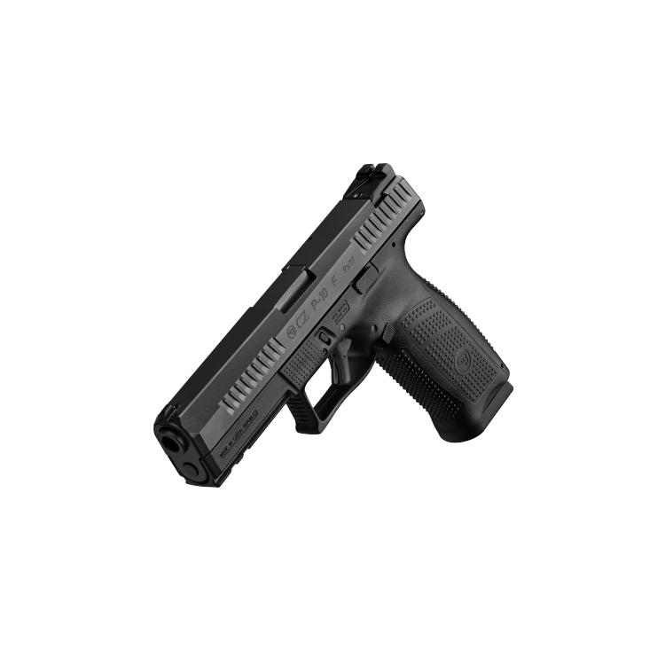 Pistole CZ P-10 F, 9 mm Luger, CZUB
