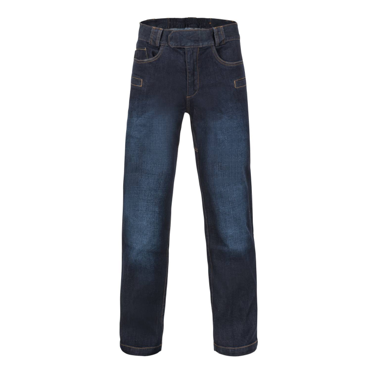 Kalhoty Greyman Tactical Jeans, Helikon - Kalhoty Helikon GREYMAN TACTICAL JEANS